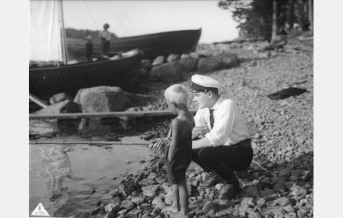 Tuomas Ruokokoski ja Joel Rinne.