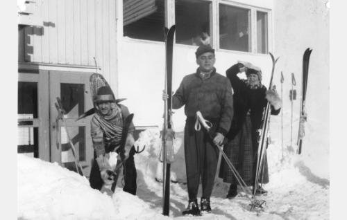 Esa Pakarinen, Olavi Virta ja Siiri Angerkoski