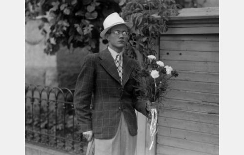 Hannes Häyrinen.