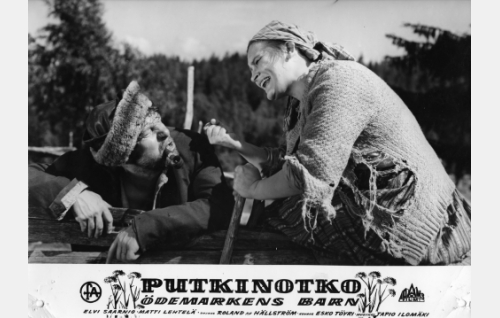 Matti Lehtelä ja Elvi Saarnio.