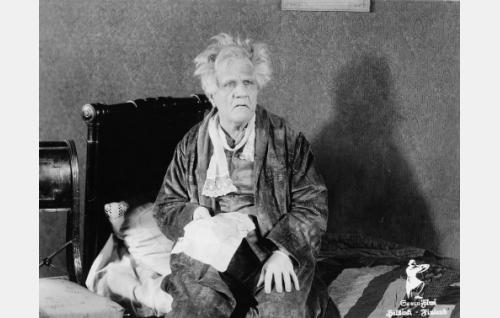 Rautakylän vanha paroni, Magnus Drakenhjelm (Adolf Lindfors).