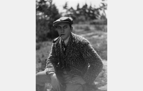 Olli Järvelä (Einar Rinne).