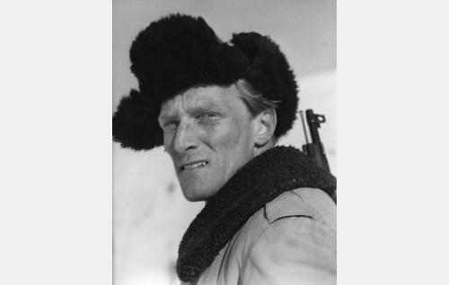 Metsänhoitaja (Åke Lindman).