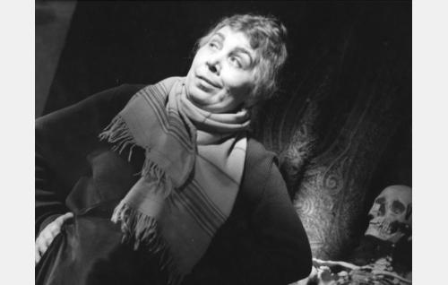 Matami Johansson (Annie Mörk).