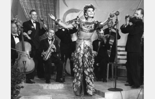 Dolly von Alfthan.