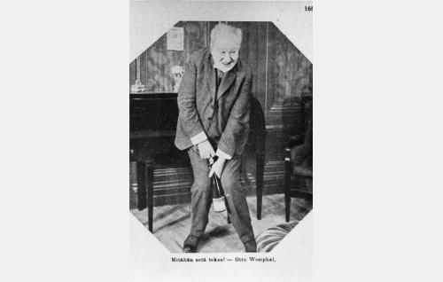 Setä (Otto Westphal).