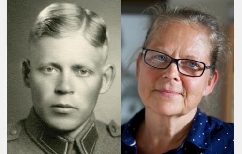 Isä ja tytär (Sisko Laukkanen). Kuva: Filmimaa Oy.
